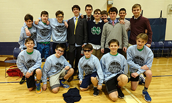 Boys Champs Fighting Irish book Website